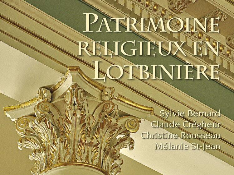 Patrimoine religieux en Lotbinière