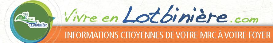 Vivre en Lotbinière - Printemps 2020