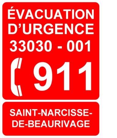 Amélioration des services d'urgence hors route en Lotbinière